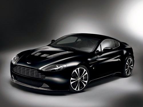 Godric's Car Aston Martin V12 Vantage