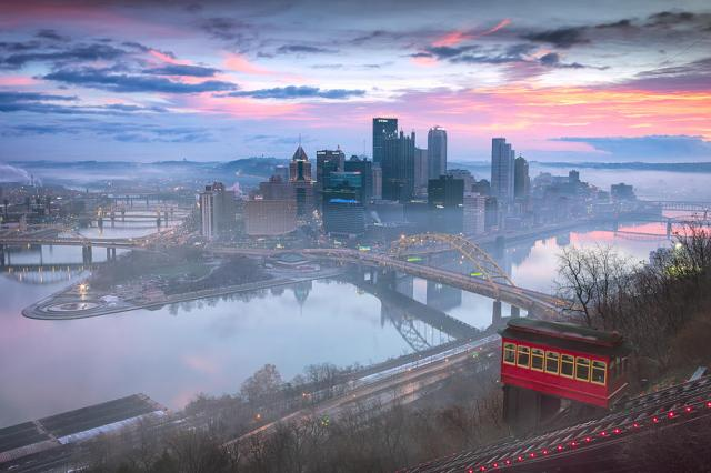 sunrise-in-pittsburgh-pa-emmanuel-panagiotakis