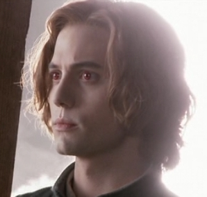 Jasper red eyes