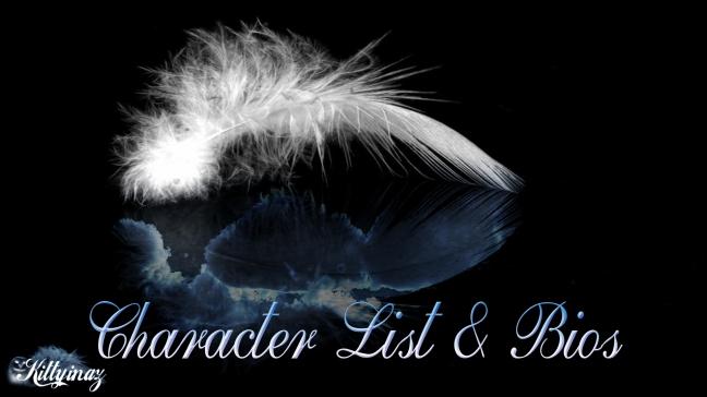 Character and Bio List 1